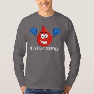 Let's Fight Diabetes T-Shirt