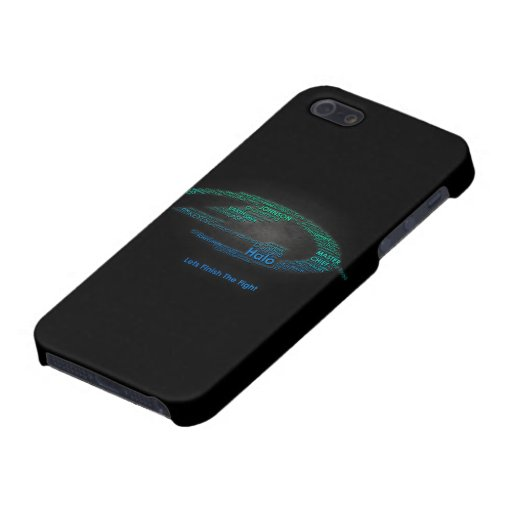 Lets Finish The Fight ::: iPone 5 Case iPhone 5 Case