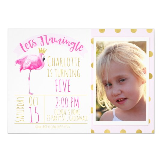 Girls First Birthday Invitations & Announcements
