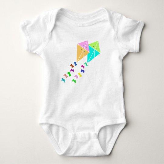 Let's Fly Away Baby Bodysuit