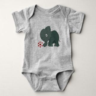 Let's Football Baby Bodysuit