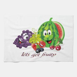 Lets get fruity American MoJo Kitchen Towel