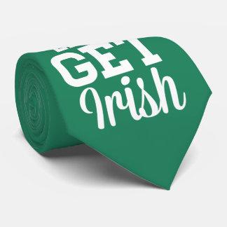 Lets Get Irish St Patricks Day Green Ties
