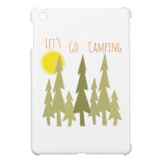 Lets Go Camping Case For The iPad Mini