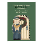 Let's Go Caroling - Holiday Invitation