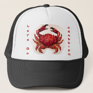 Let's Go CRABBING Hat