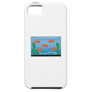Lets Go Fishing! iPhone 5 Cover