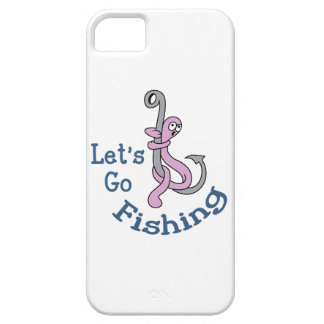 Let's Go Fishing iPhone 5 Case