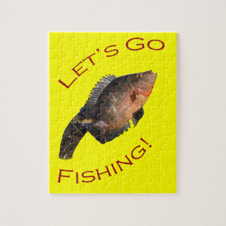 Let's Go Fishing Puzzles