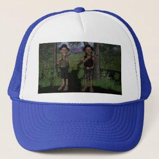 Lets Go Hunting hat