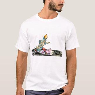 Let's go Snowy! - TIN TIN T-Shirt