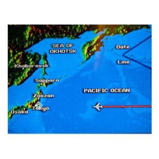 Lets Go To Japan! Destination Tokyo! Postcard