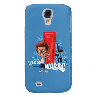 Let's Go Wabac Galaxy S4 Case