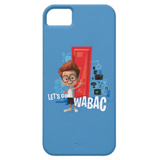 Let's Go Wabac iPhone 5 Case
