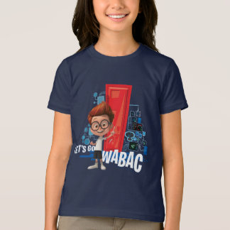 Let's Go Wabac T-Shirt
