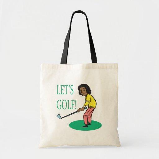 Lets Golf Bag