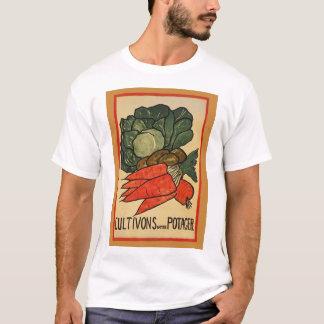 Let's Grow a Vegetable Garden T-Shirt