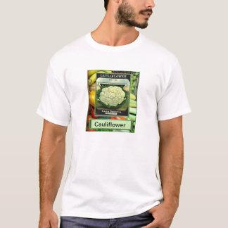 Let's grow vegetables, cauliflower T-Shirt