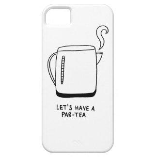 Let's Have a Par-Tea Case For The iPhone 5