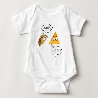 Let's Just Taco 'Bout It.png Baby Bodysuit