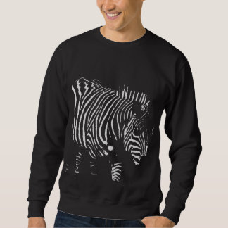 Let's love zebras! sweatshirt