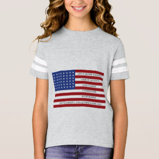 Let's Make America Great Again!  Americana  MAGA T-Shirt