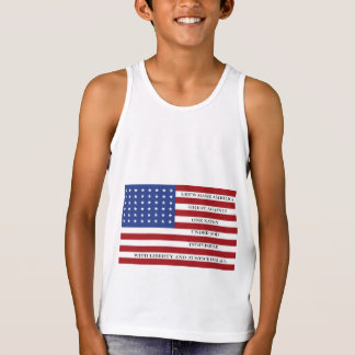 Let's Make America Great Again!  Americana  MAGA Tank Top