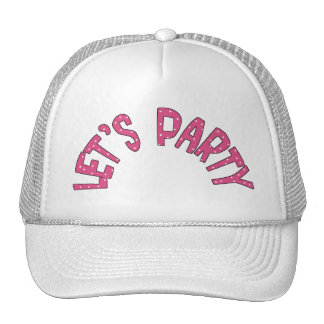 Lets Party  All Products Kids Stuff Cap