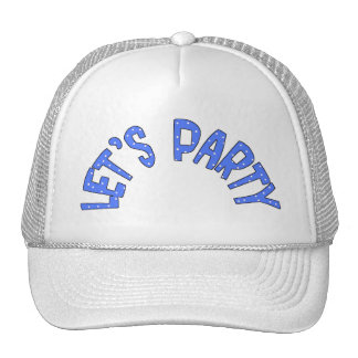 Lets Party  All Products Stuff Cap