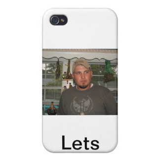 Lets party gear cover for iPhone 4