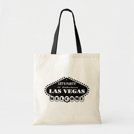 Let's Party in Las Vegas Bag
