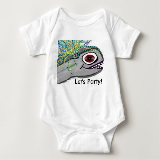 Let's Party Little Monster T-shirts