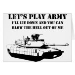 Let's Play Army