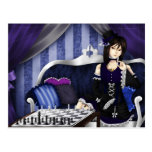 Lets play chess postcard