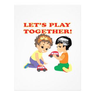 Lets Play Together 2 Flyer