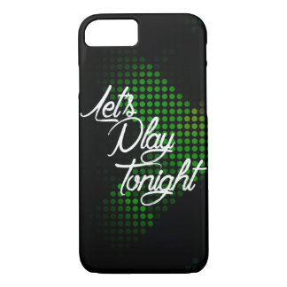 Let's Play Tonight iPhone 7 Case