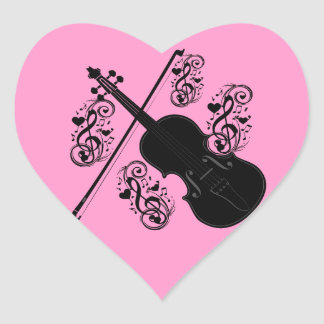 Let's Play,Violin_ Stickers