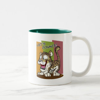 Let's Pounce Mug