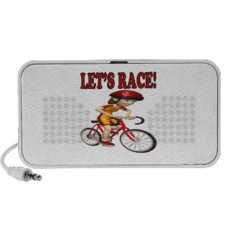 Lets Race 3 Portable Speakers