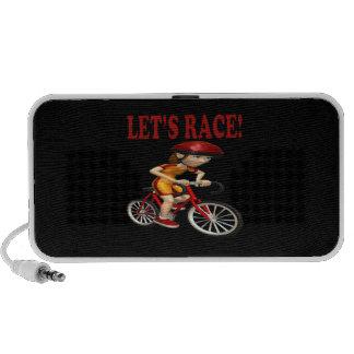 Lets Race 3 Speaker System