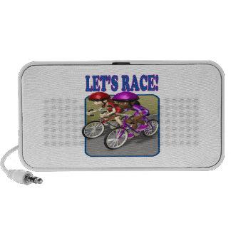 Lets Race 4 Mini Speakers