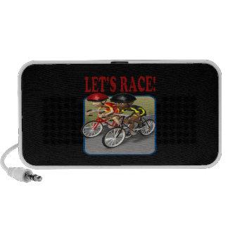 Lets Race Travel Speaker