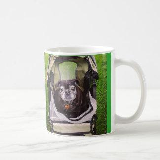 Let's Ride Basic White Mug