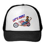 Let's Ride! Cap
