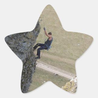 Let's rock it... star sticker