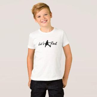 Let's Rock kids T-Shirt