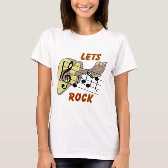 Lets Rock T-Shirt
