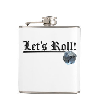 Let's Roll! Flask