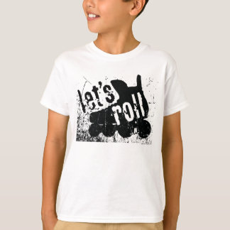 Let's Roll (Roller Hockey) Shirts