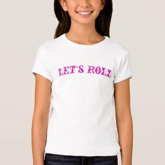Let's Roll Tween T-Shirt